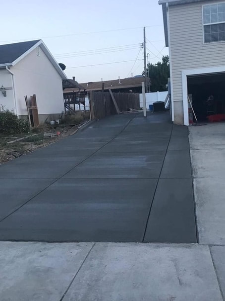 Driveway extensions Milwaukee
